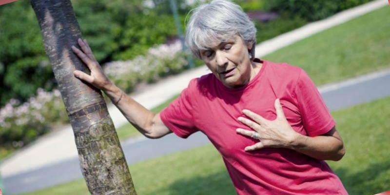 Одышка у пожилых людей лечение